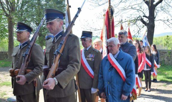 Gminne obchody zakończenia II wojny światowej w Owieśnie