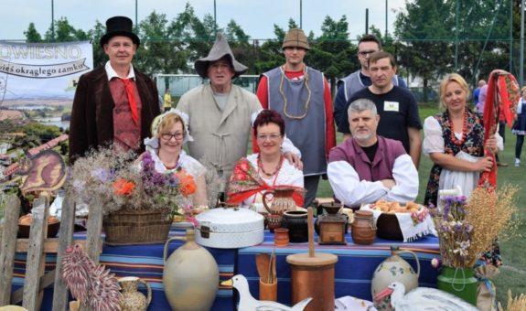 Zmagania Sołectw - Owiesno na podium.